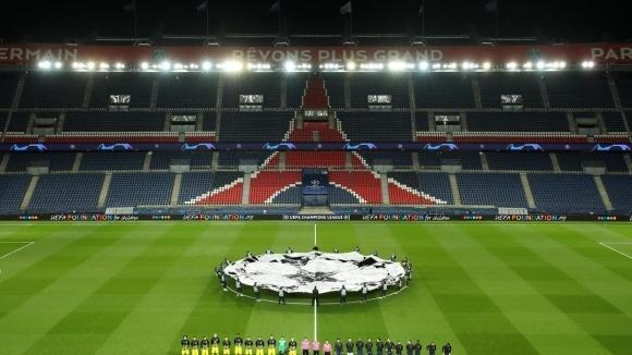 Предлагат играчите във френското първенство да излязат в отпуск