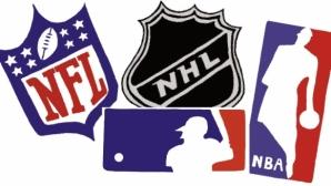 Американският спорт е изправен пред по-продължително прекъсване
