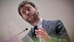 Босът на Юве: Европа е пред най-голямото си предизвикателство от поколение насам