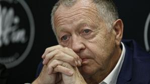 Олимпик (Лион) дари 300 000 евро за борбата с коронавируса
