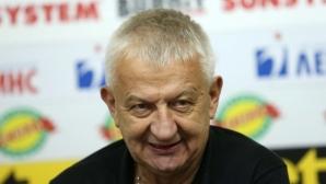 Крушарски: Емо Костадинов ме убеждаваше да искаме пари от държавата, няма да го подкрепя за шеф на БФС