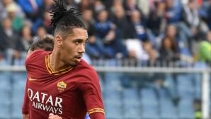 Смолинг е готов да намали заплатата си, за да остане в Рома