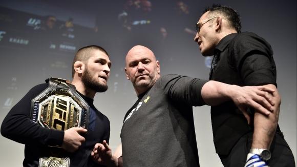 Президентът на UFC убеден, че е намерил къде да проведе UFC 249