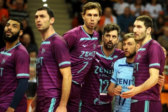 Забраниха на волейболните отбори в Русия да тренират до 30 април