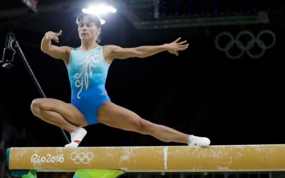 Легендарната Оксана Чусовитина ще остане в спорта, за да участва на осмата си олимпиада