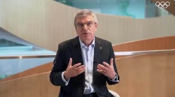 """Томас Бах: Игрите в Токио ще бъдат """"празник на човечеството"""""""