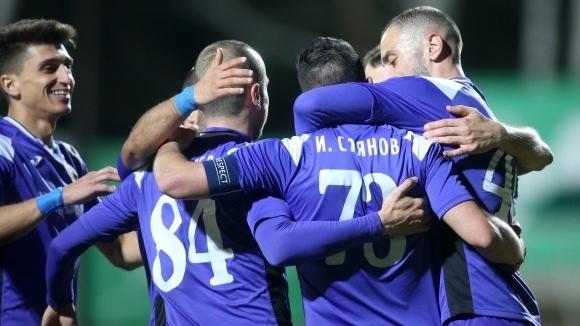 Тинчев: Обстановката в Етър е такава, каквато предполагам е и в останалите български клубове