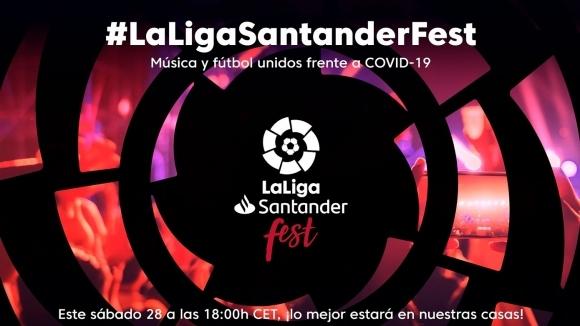 Футбол и музика се обединяват за LaLiga Fest с участието и на Sportal.bg