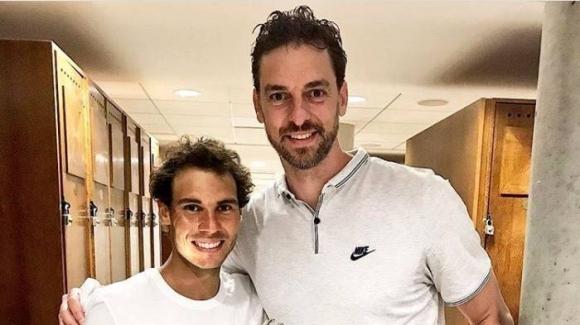 Рафаел Надал и Пау Гасол с призив към испанските спортисти