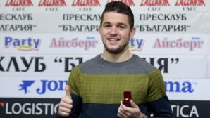 Буш качи снимка с екипа на ЦСКА и заяви: Всичко ще премине