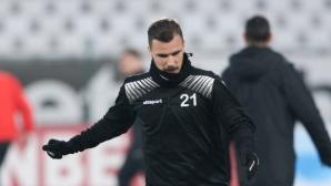 Хърватин остава в Локо Пд заради жена