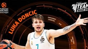 Огромно признание за Лука Дончич