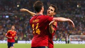 Фабрегас: Чаби Алонсо се молеше на всички да отиде в Арсенал