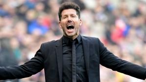 Диего Симеоне е треньорът, заработил най-много през изминалата година