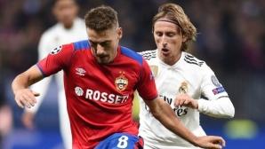 Модрич лобира за привличането на свой сънародник в Реал Мадрид