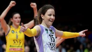 Жана Тодорова за първите стъпки във волейбола и какво трябва да притежава либерото