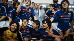 Почина старши треньорът на Франция от Евро'84