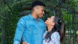 Адетокумбо и Марая приеха новото предизвикателство за двойки (видео)