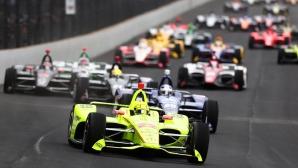 Легендарното автомобилно състезание Индианаполис 500 се отлага поне до 23 август