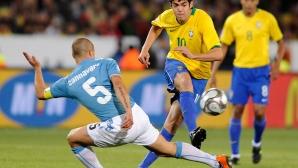 Кака и Канаваро ще участват в туитър-чатове на ФИФА в помощ на борбата с коронавируса