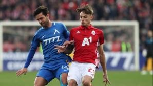 Белтраме: Най-после преминах в много значим и престижен клуб като ЦСКА