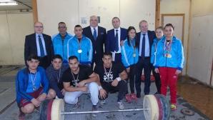 Влагат 70 000 лева в ремонт на залата по вдигане на тежести в Търговище