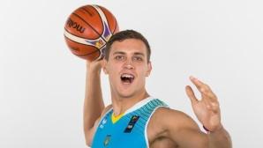 Украински баскетболен национал заразен с коронавирус