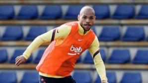 Клубове от Премиър лийг се интересуват от новия нападател на Барселона