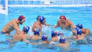 Националите на Италия по водна топка подкрепиха благотворителна инициатива
