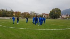 От Спартак (Пловдив) удължиха паузата до 13 април