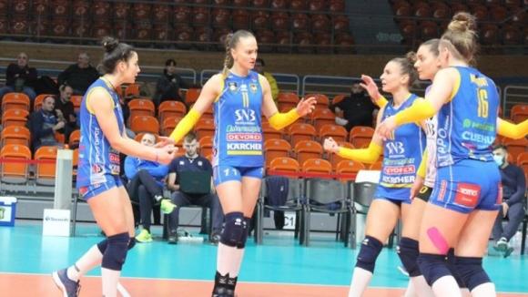 Виктория Григорова: Най-разумно е първенството да бъде прекратено