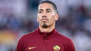 Рома ще преговаря с Манчестър Юнайтед за Смолинг