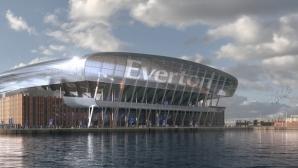 Евертън се надява епидемията да не попречи на плановете за нов стадион