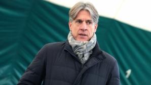 Шеф на ЦСКА-София: Говори се за футбол и пари, с риск за подвеждаща информация