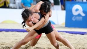 UWW заяви плажната борба за Париж 2024