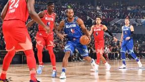 Около 90% от играчите в НБА са получили по-малко от половината от заплатите си