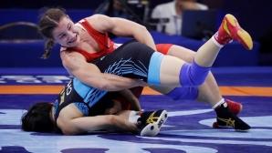 Биляна Дудова доволна от отлагането на олимпиадата