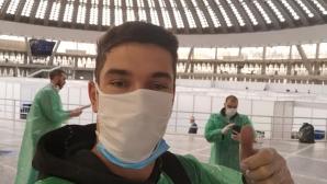 Сръбски национал е третият волейболист, койте е излекуван от коронавирус