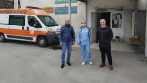 Берое с дарение и за ЦСМП - Стара Загора