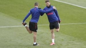 Футболистите на Атлетико намалиха заплатите си със 70% и ще подпомагат служителите