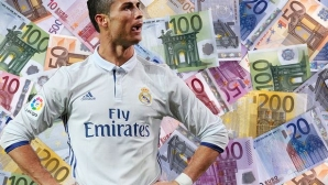 Скоро Кристиано Роналдо ще е милиардер