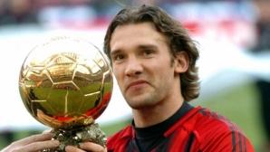 Шевченко: Милан ми даде всичко