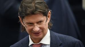 Федун обяви какви са загубите на Спартак (Москва)