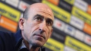 Лечков: В режим на оцеляване сме, футболът не е най-важното