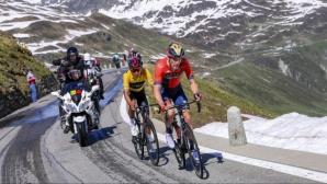 Обиколката на Швейцария тази година няма да се проведе