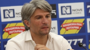 Спортният директор на Левски: Първенството трябва да се доиграе