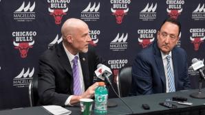Чикаго Булс засилва търсенето на ново ръководство