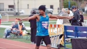В Кения арестуваха бахамски атлет за тренировка с друг състезател
