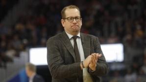 Треньорът на Торонто гарантира, че остава начело на Тотнъм