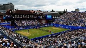 Британската тенис асоциация подпомага своите спортист с 20 милиона